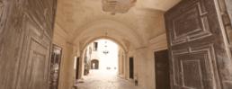 Palazzo Viceconte Posizione